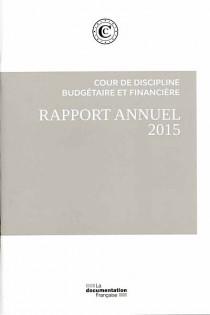 Le rapport public annuel 2015, 4 volumes