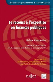 Le recours à l'expertise en finances publiques
