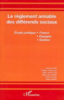 Le règlement amiable des différends sociaux