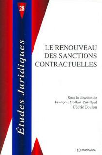 Le renouveau des sanctions contractuelles