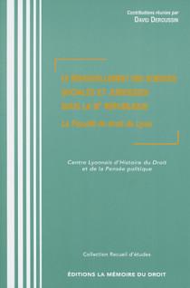 Le renouvellement des sciences sociales et juridiques sous la IIIe République