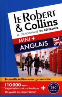 Le Robert & Collins mini + anglais