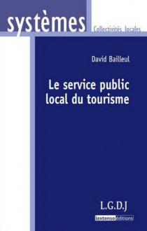 Le service public local du tourisme