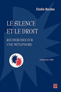 Le silence et le droit