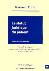 Le statut juridique du patient