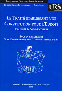 Le Traité établissant une Constitution pour l'Europe