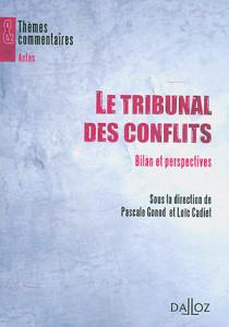 Le tribunal des conflits