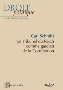 Le Tribunal du Reich comme gardien de la Constitution