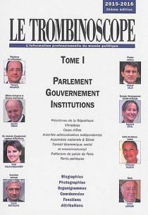 Le trombinoscope 2015-2016, 2 volumes