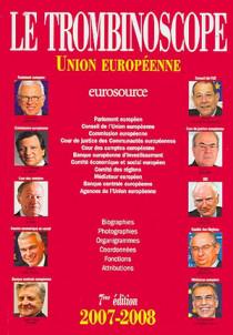 Le trombinoscope : Union européenne 2007-2008