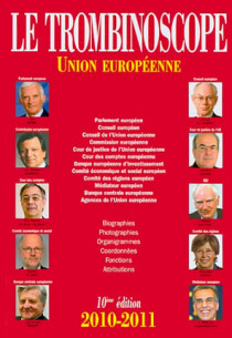 Le trombinoscope : Union européenne 2010-2011