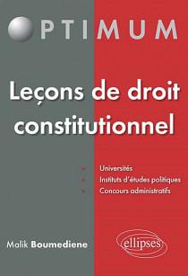 Leçons de droit constitutionnel