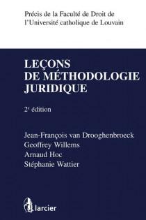 Leçons de méthodologie juridiques