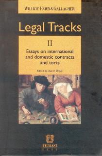 Legal Tracks - II