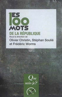 Les 100 mots de la République