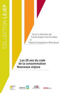 Les 20 ans du Code de la consommation - Nouveaux enjeux