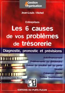 Les 6 causes de vos problèmes de trésorerie