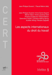 Les aspects internationaux du droit du travail