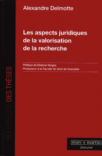 Les aspects juridiques de la valorisation de la recherche