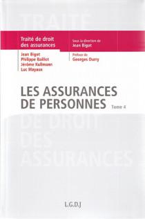 Les assurances de personnes