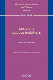 Les biens publics mobiliers