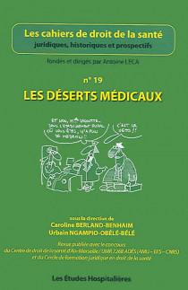 Les cahiers de droit de la santé N°19