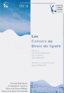 Les cahiers de droit du sport