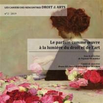 Les cahiers des rencontres droit & arts, 2019 N°2