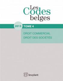 Les codes belges 2013 (2 volumes)