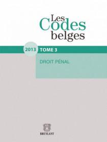 Les codes belges 2013