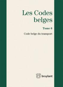 Les codes belges. Code belge du transport 2015