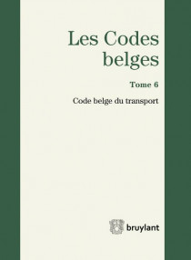 Les codes belges. Code belge du transport
