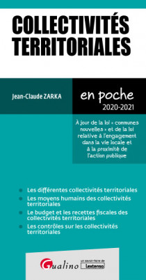 [EBOOK] Collectivités territoriales