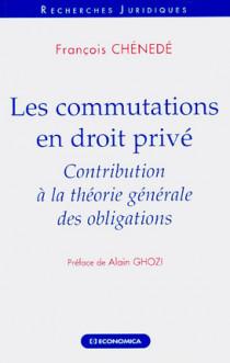 Les commutations en droit privé