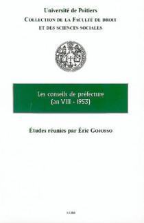Les conseils de préfecture - (AN VIII-1953)