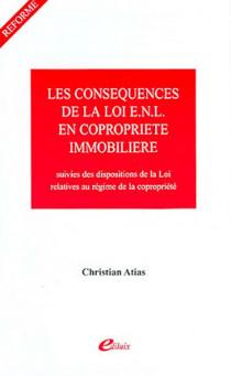 Les conséquences de la loi E.N.L. en copropriété immobilière