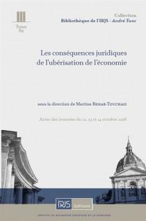 Les conséquences juridiques de l'ubérisation de l'économie