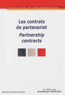 Les contrats de partenariat - Partnership contracts N°1010