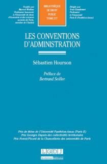 Les conventions d'administration