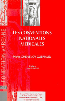 Les conventions nationales médicales