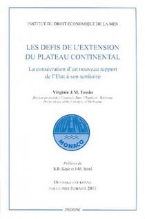 Les défis de l'extension du plateau continental