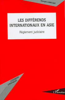 Les différends internationaux en Asie