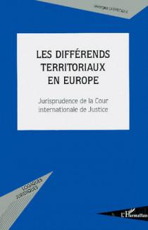Les différends territoriaux en Europe