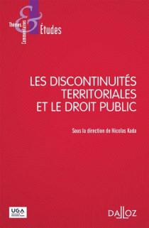 Les discontinuités territoriales et le droit public