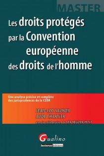 Les droits protégés par la CEDH