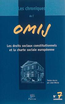 Les droits sociaux constitutionnels et la charte sociale européenne