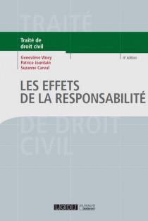 Les effets de la responsabilité