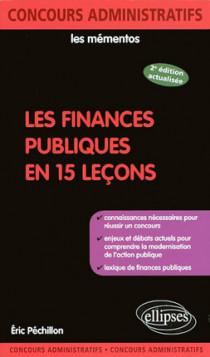 Les finances publiques en 15 leçons