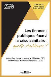 Les finances publiques face à la crise sanitaire : quelle résilience ?