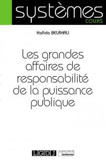 Les grandes affaires de responsabilité de la puissance publique